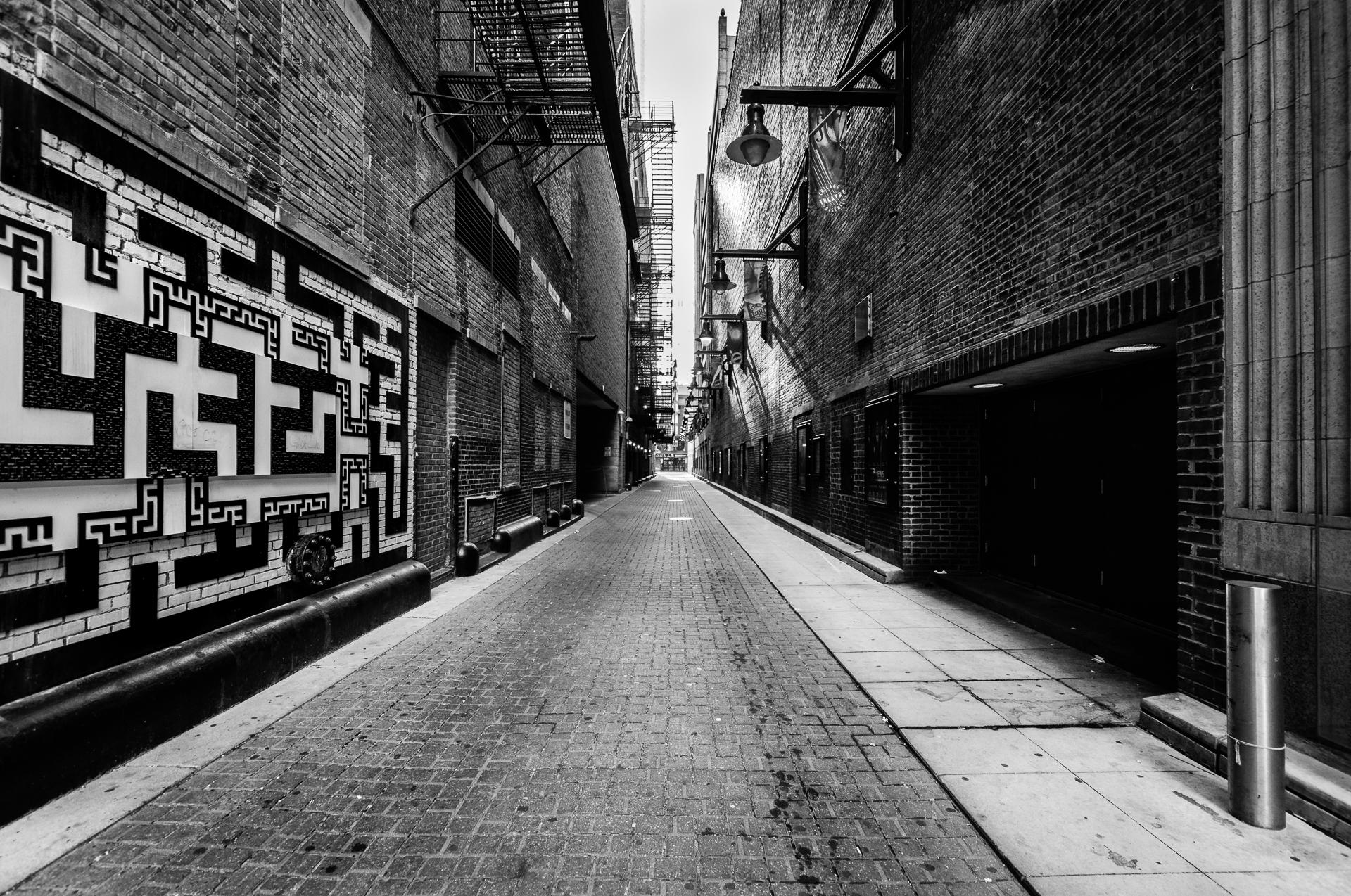 Walking Chicago...
