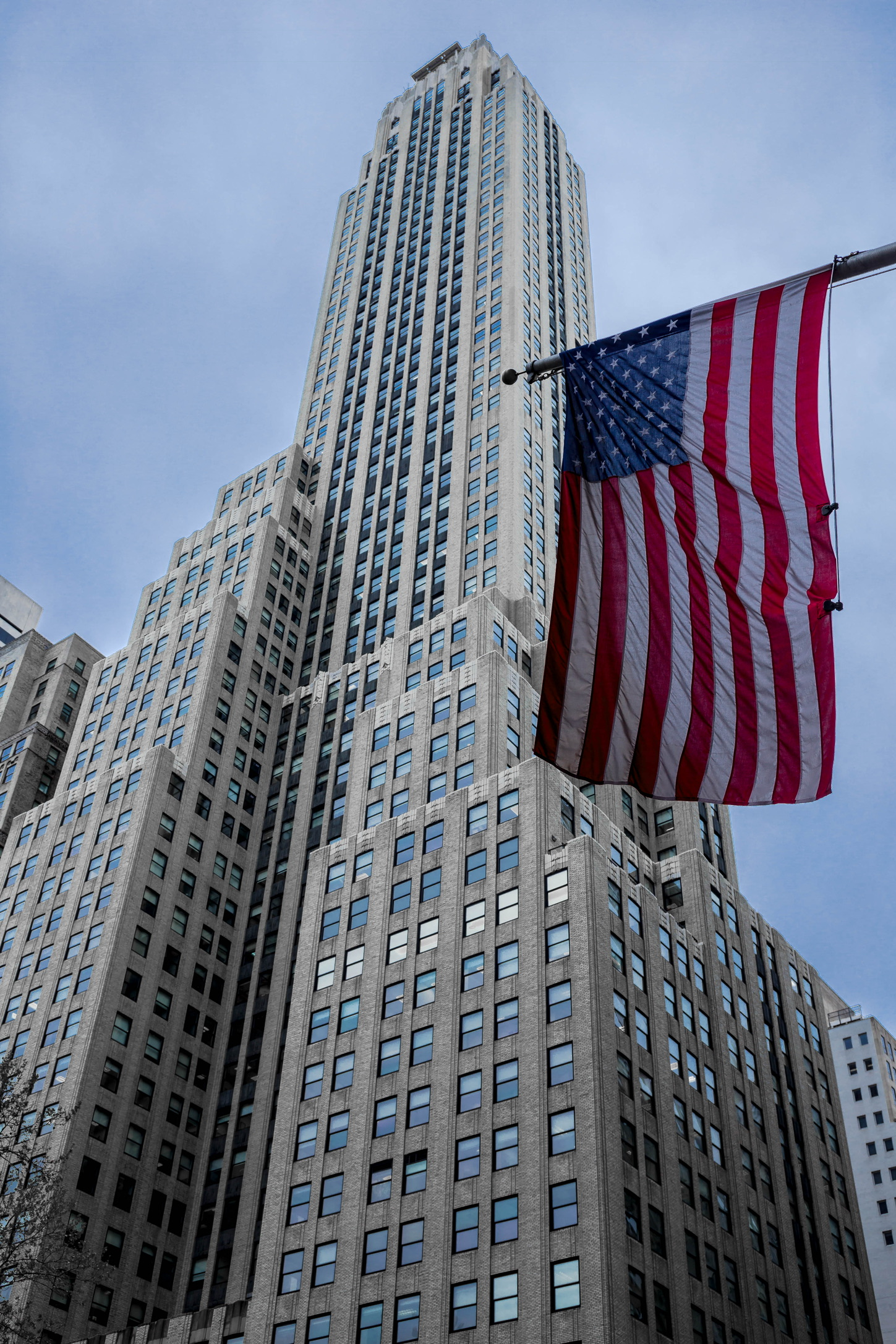 Rockefeller Plaza NY...