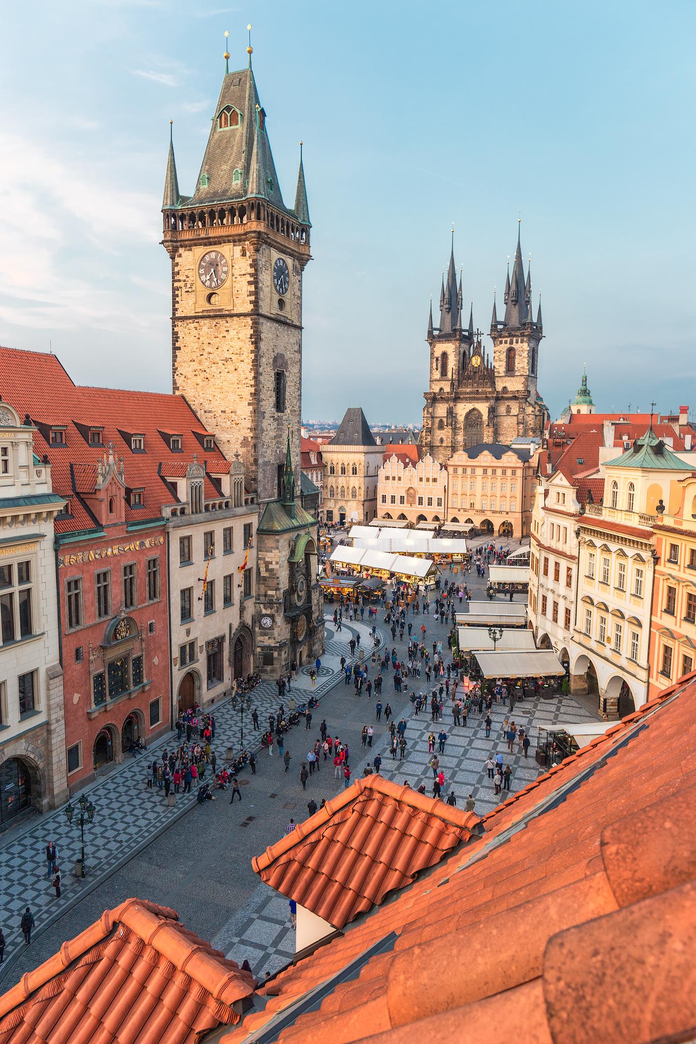 Fairy tale in Prague...