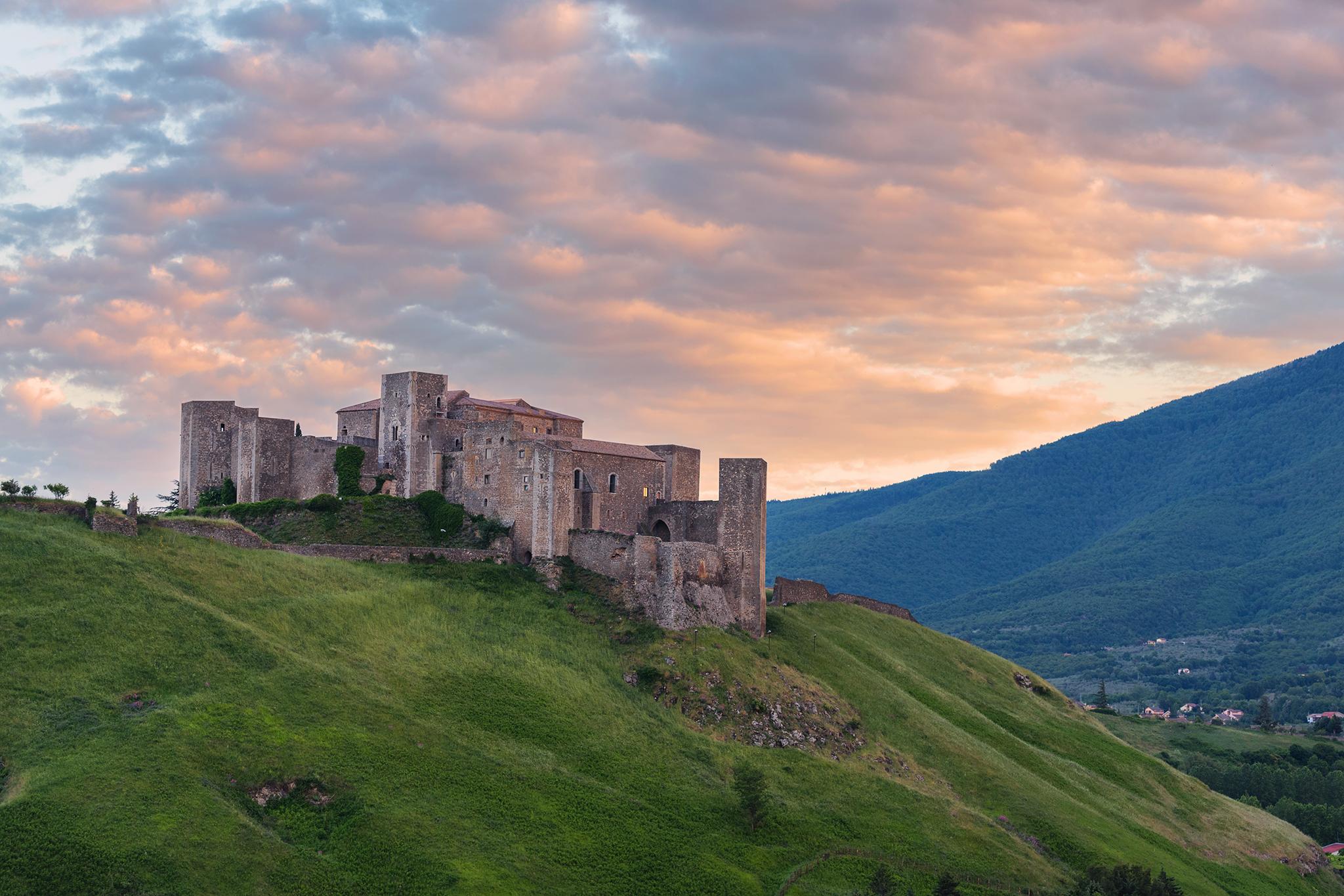 Il Castello di Melfi...