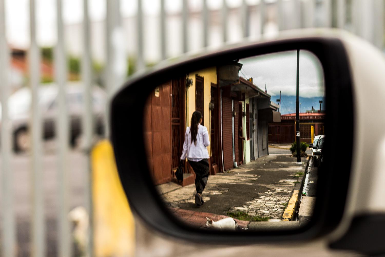 Specchietto retrovisore...
