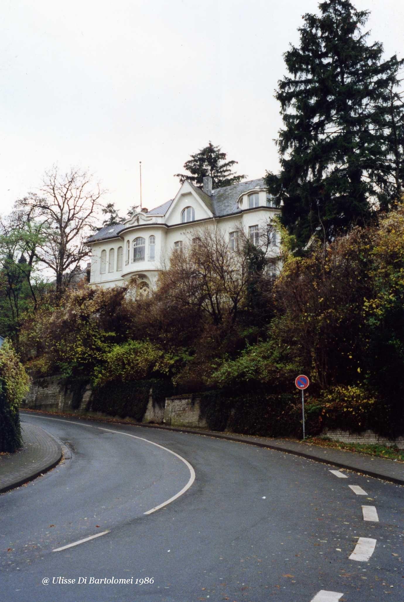 Villa Leitz in Wetzar...