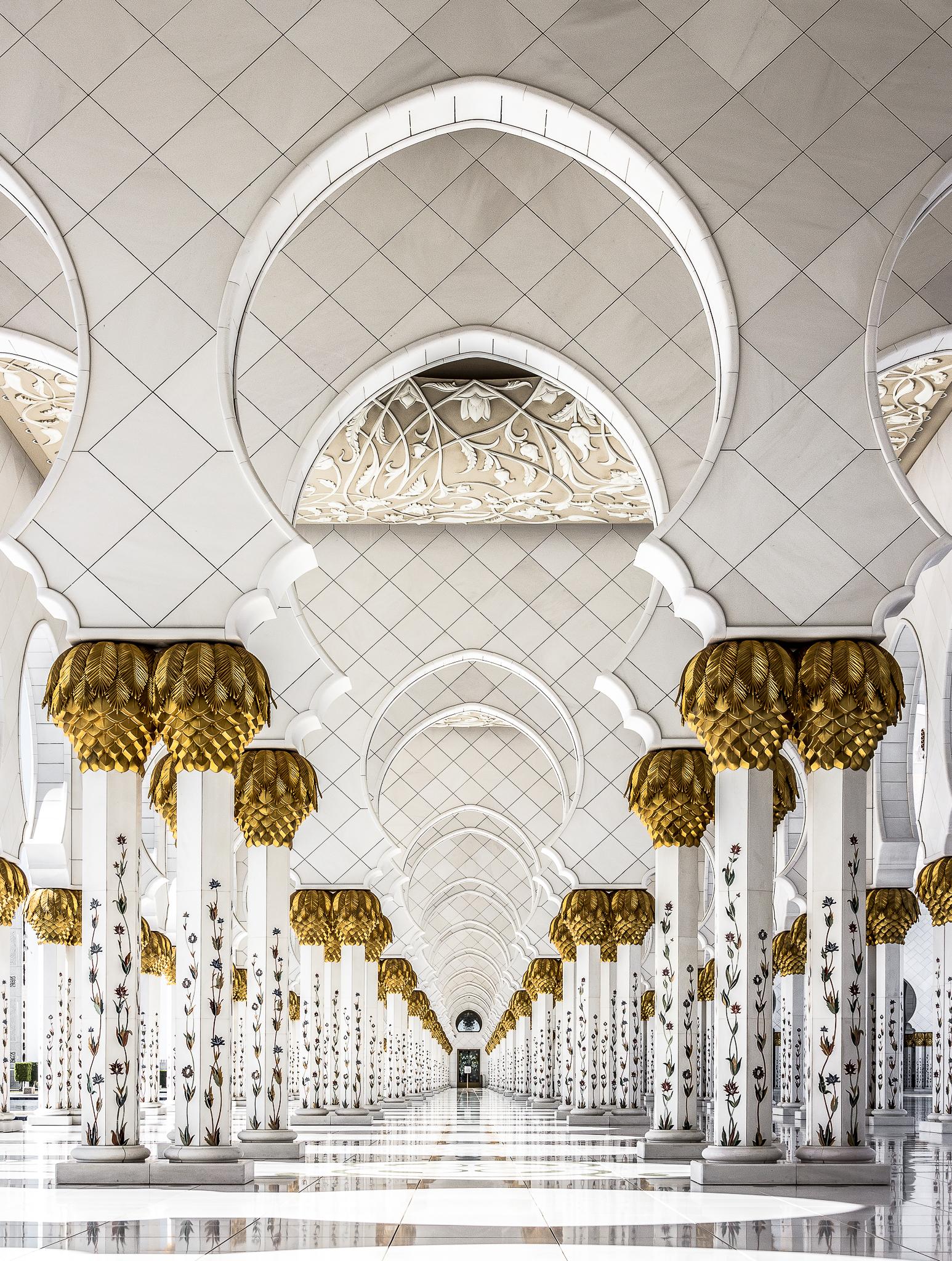Grand Mosque Sheikh Zayed, Abu Dhabi, iii....