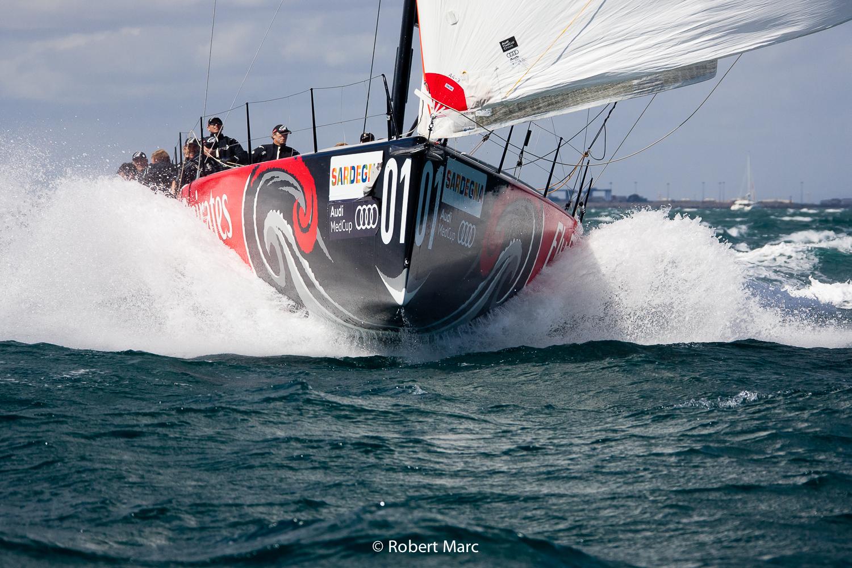 Sailing - Tp52 Sardinia...