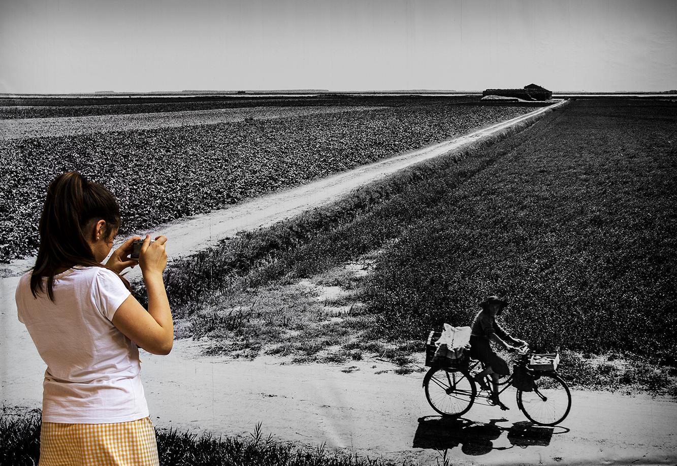"""Una """"Diletta fotografa""""...fotografa un grande fotografo..."""