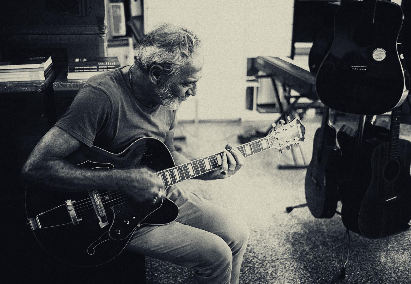 Bluesman...