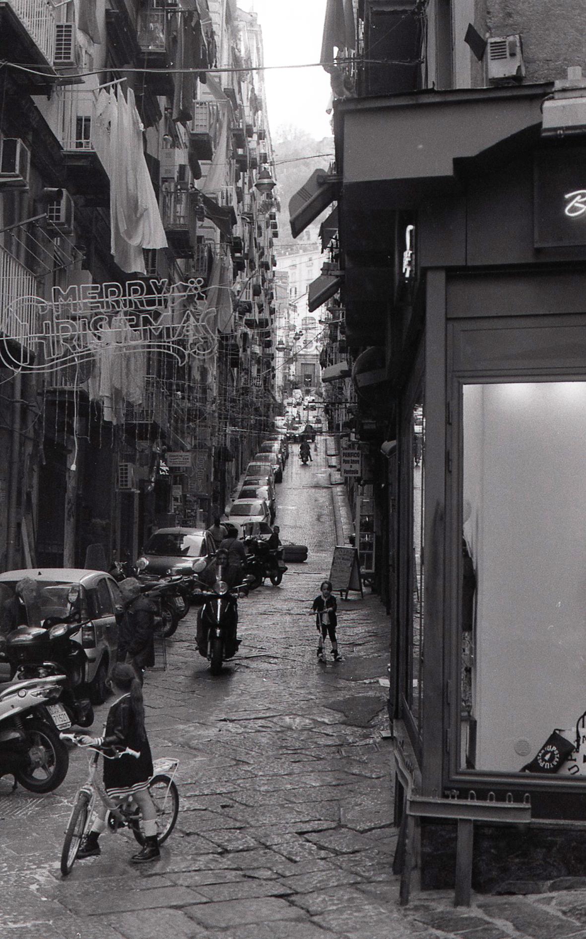 Spanish Quarter...
