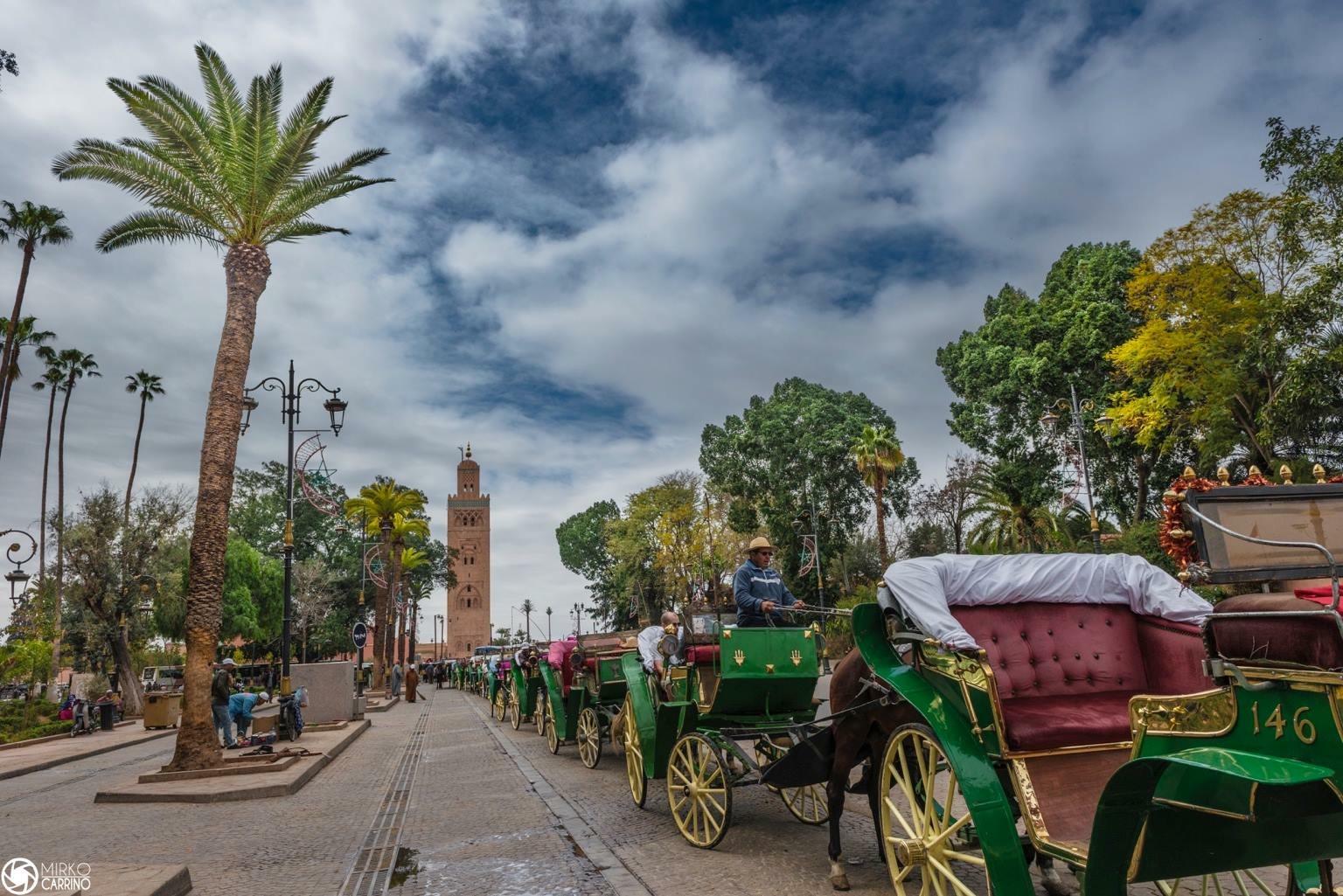 Marrakech...