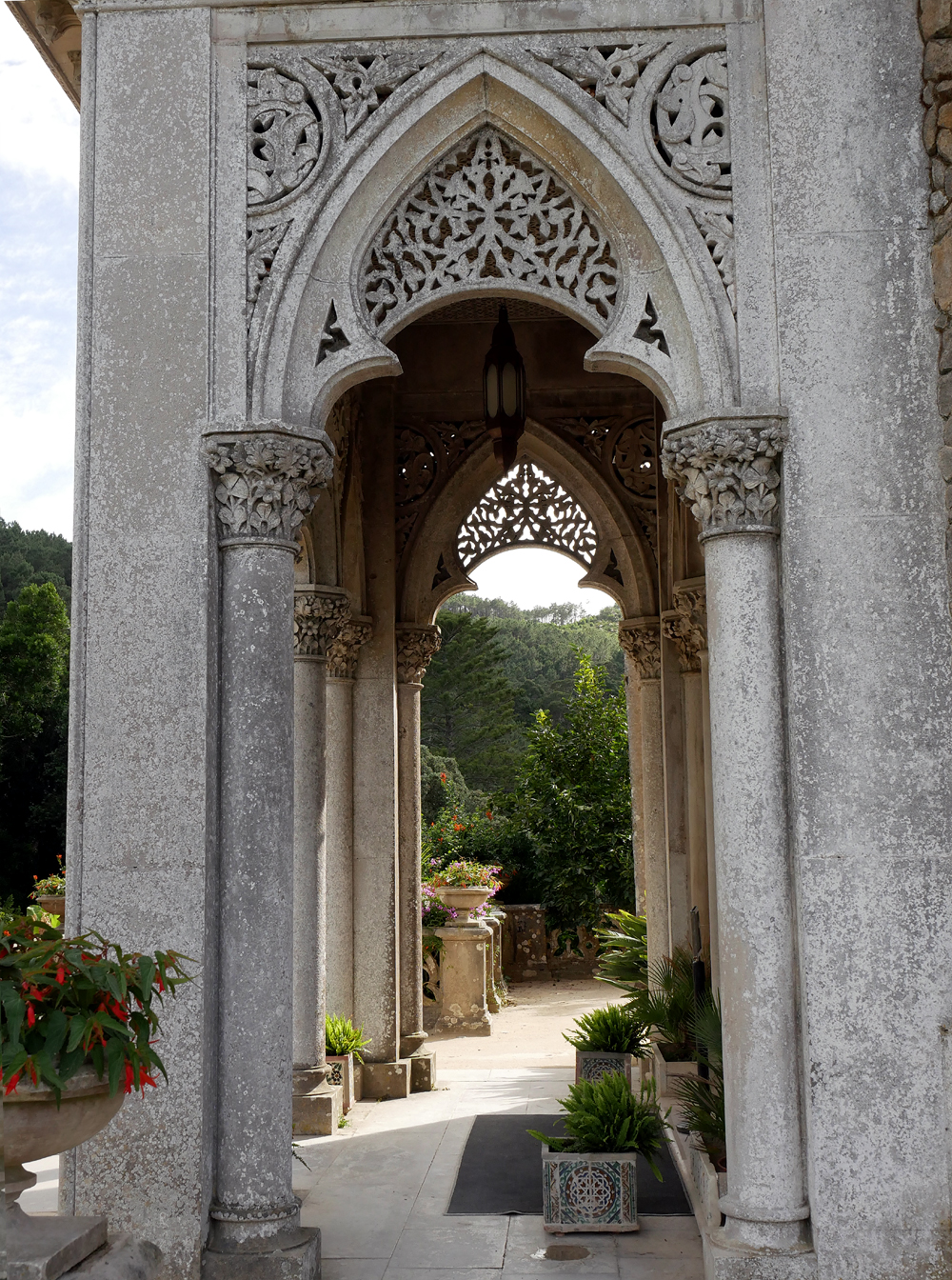 Palacio do Monserrate...