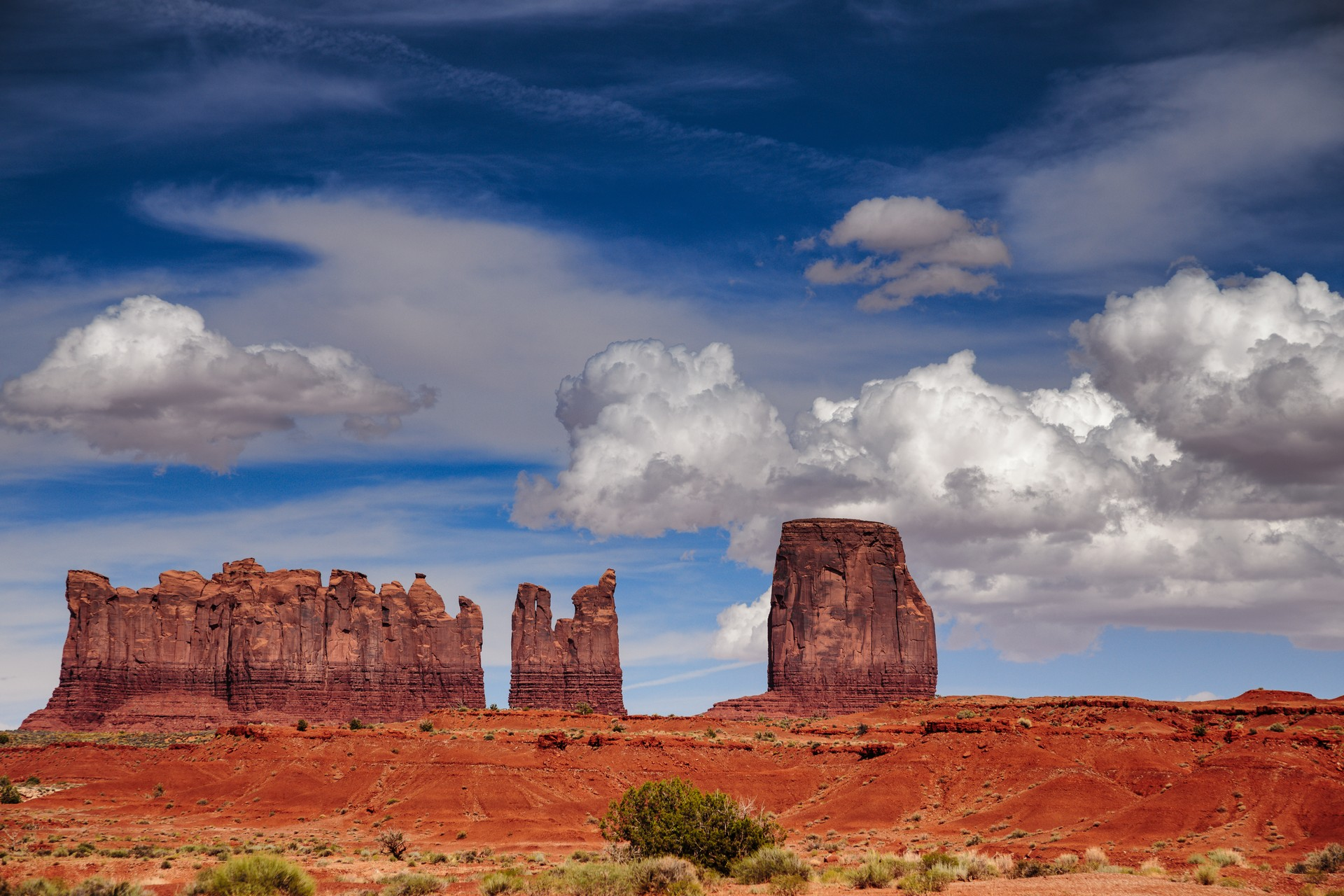 Monument Valley - Navajo Parks & Recreation...