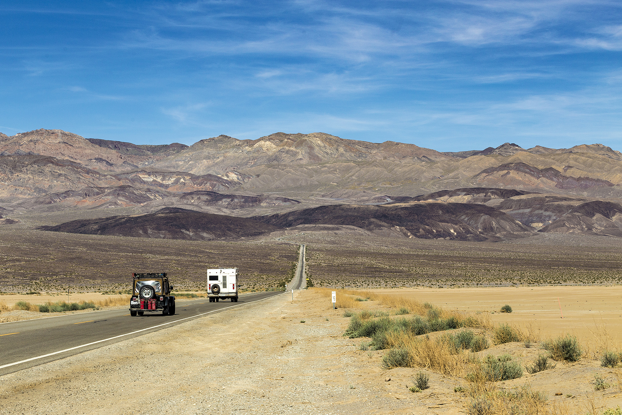 Postcard from death valley...