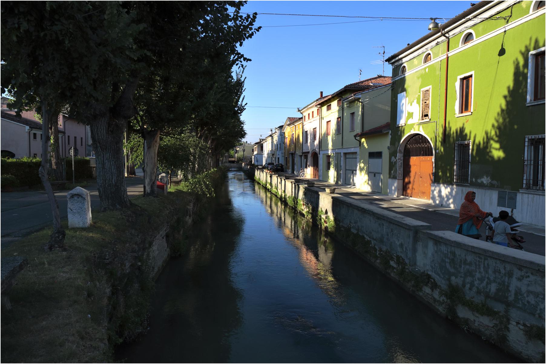 canale Tartaro Fabrezza a Casaloldo (mn)...
