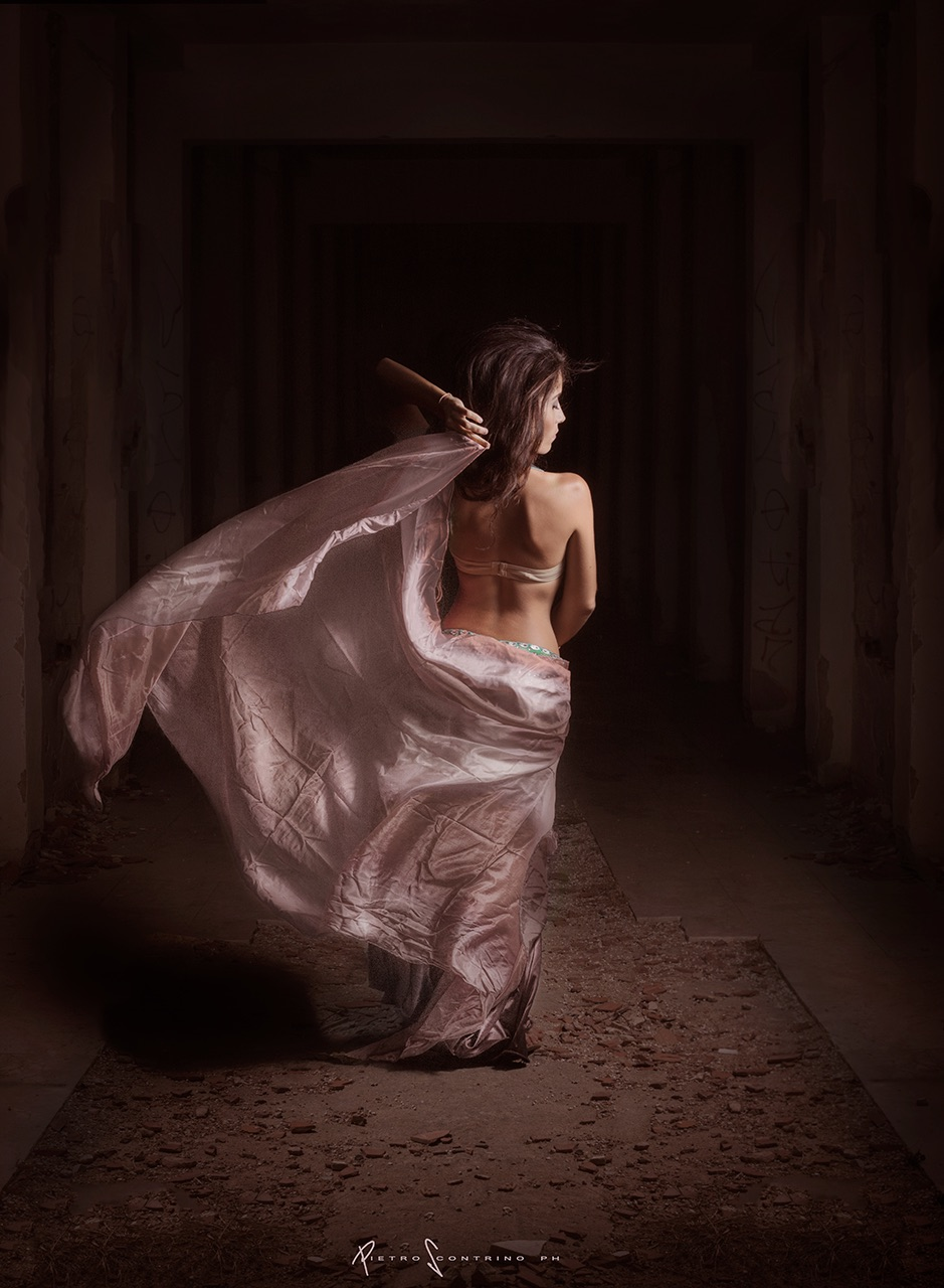 The Greek goddess...