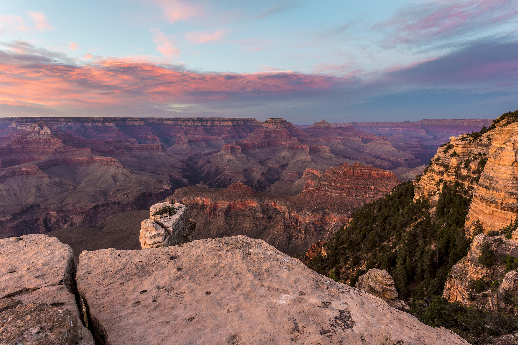 Grand canyon sunset...