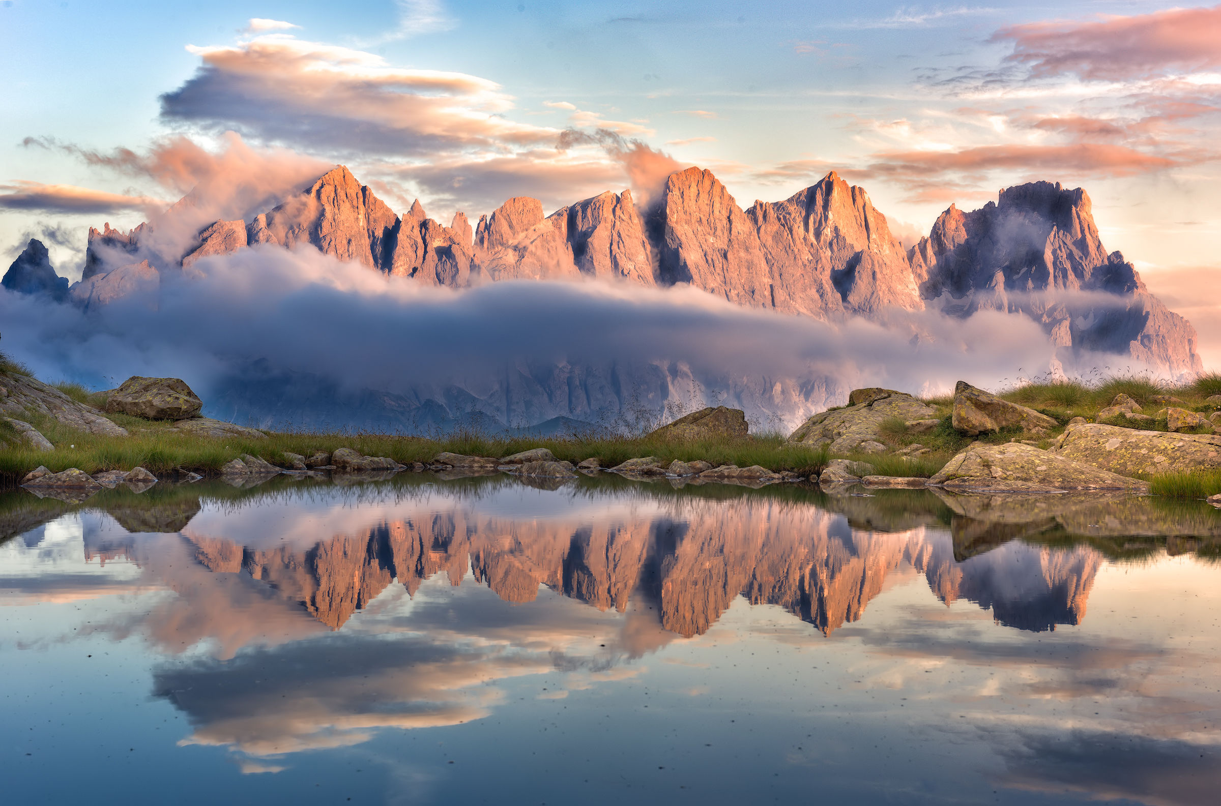 Dolomitic Reflection...