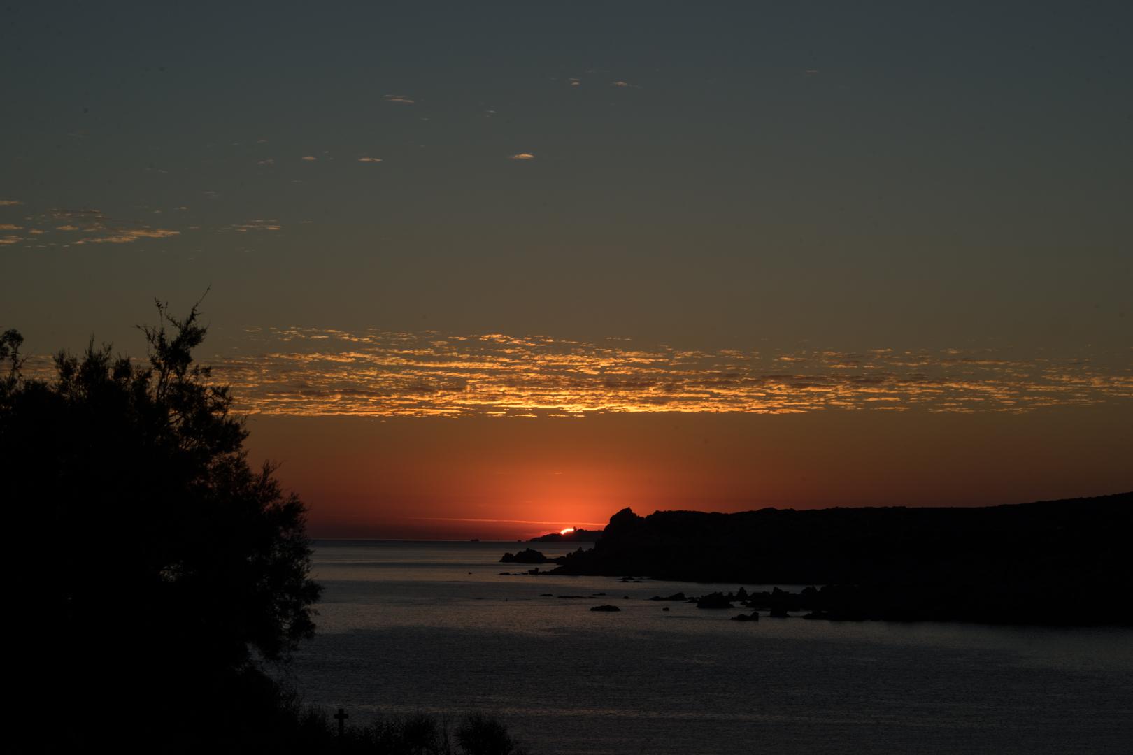 Dawn to St. Teresa...