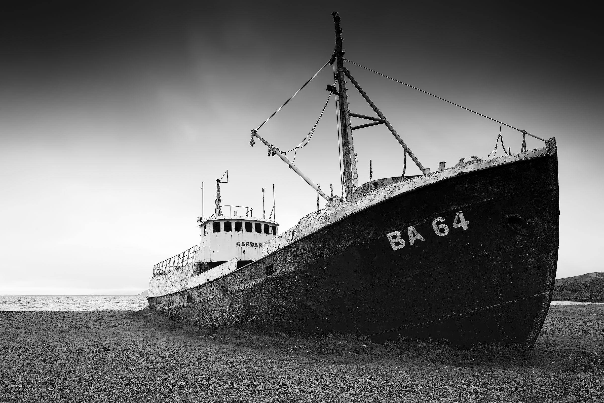 Garðar BA 64...