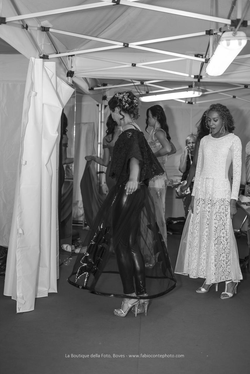 Fashion Show, Galimberti Square, Cuneo...