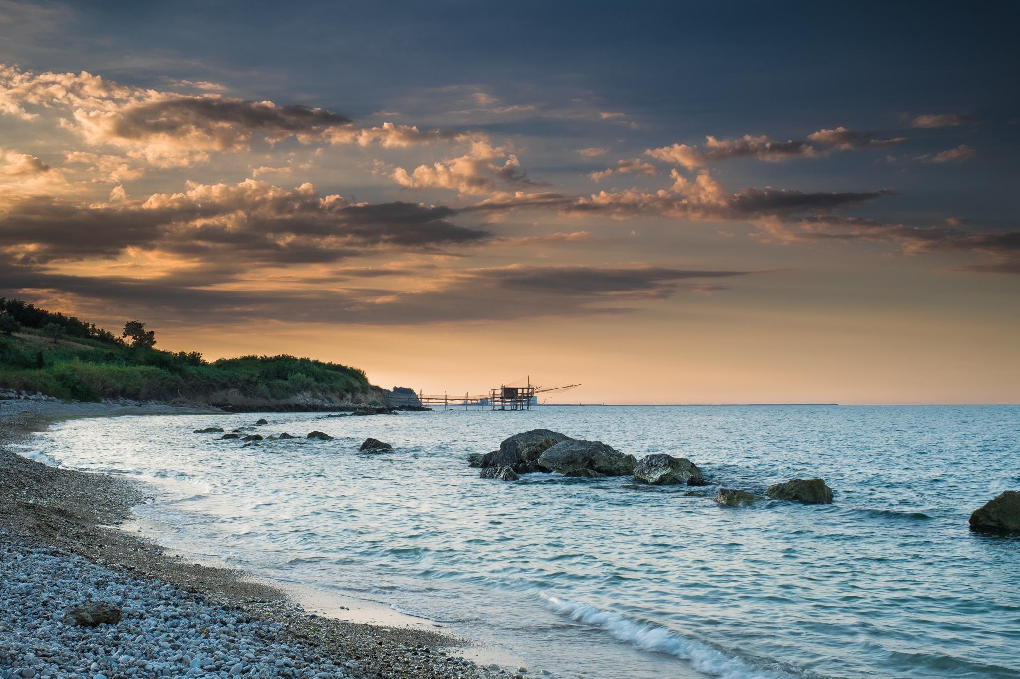 Abruzzo, Costa dei Trabocchi...