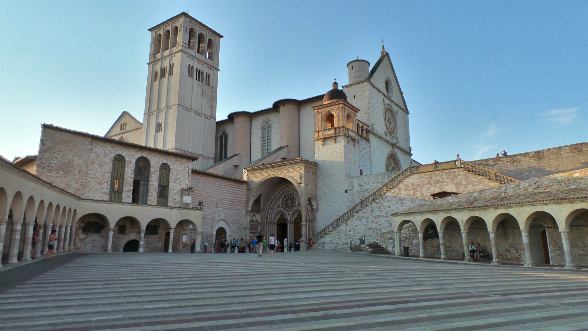 Basilica of St. Francis of Assisi...