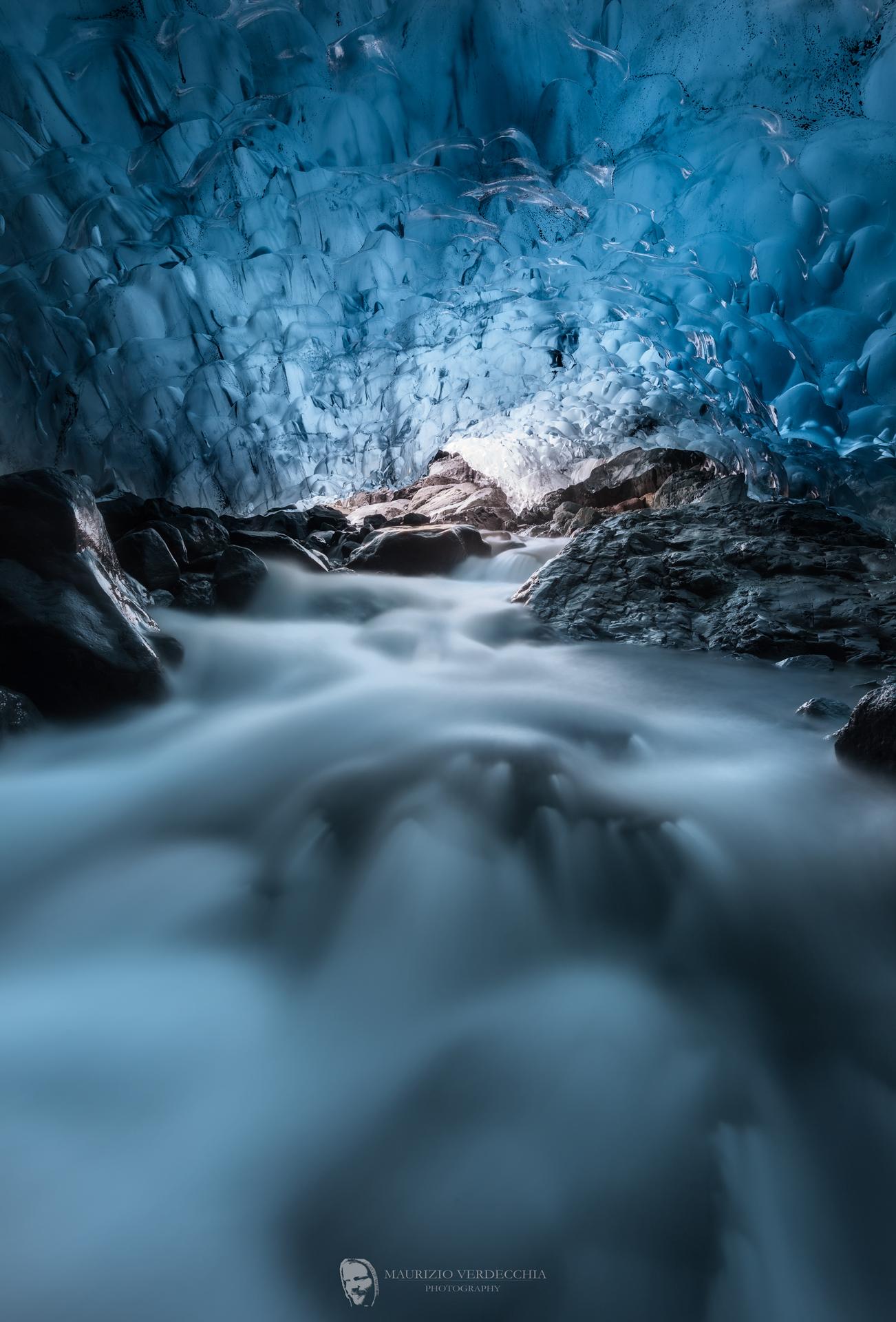 Ice Cave...