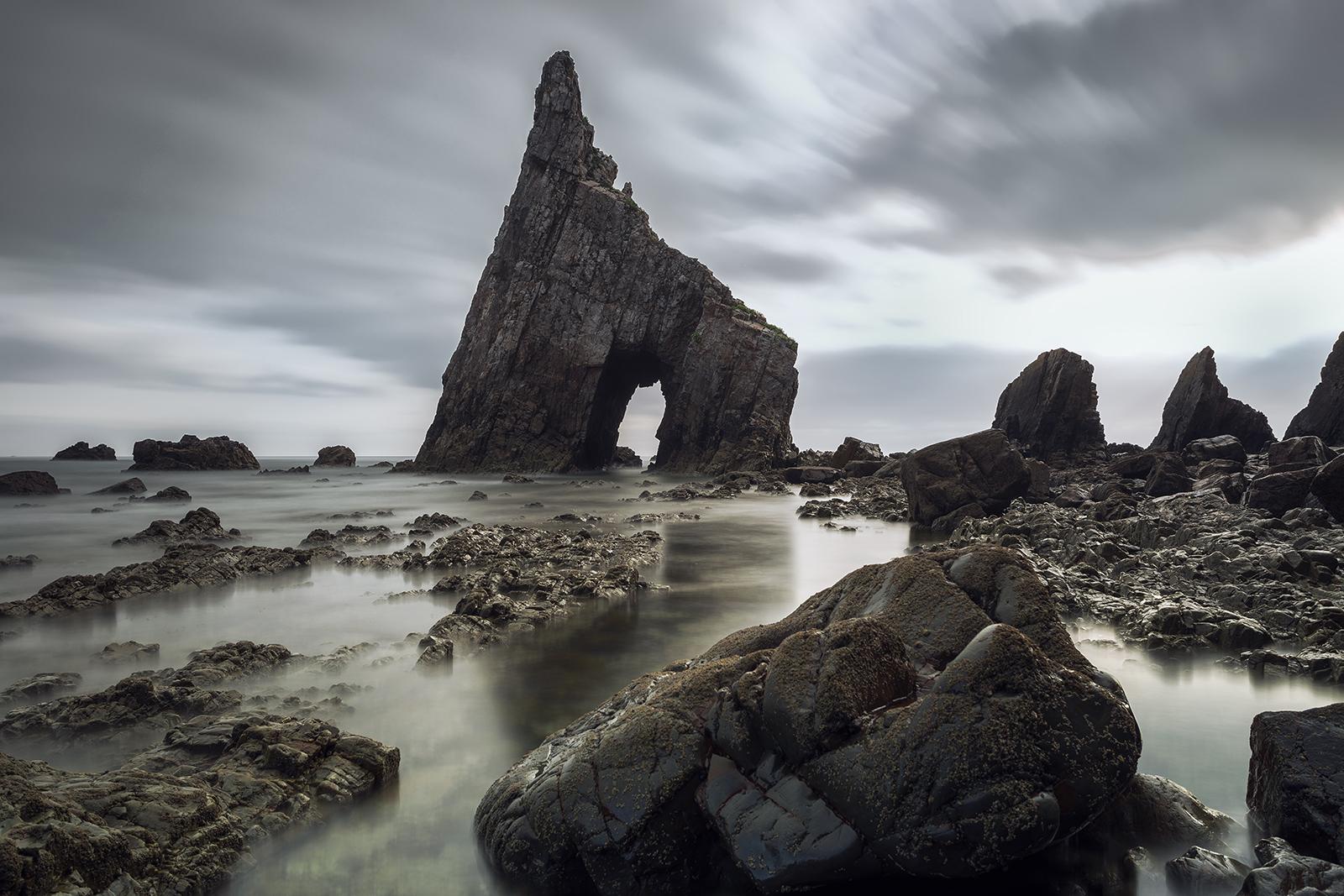 Playa de Campiecho - Asturias...