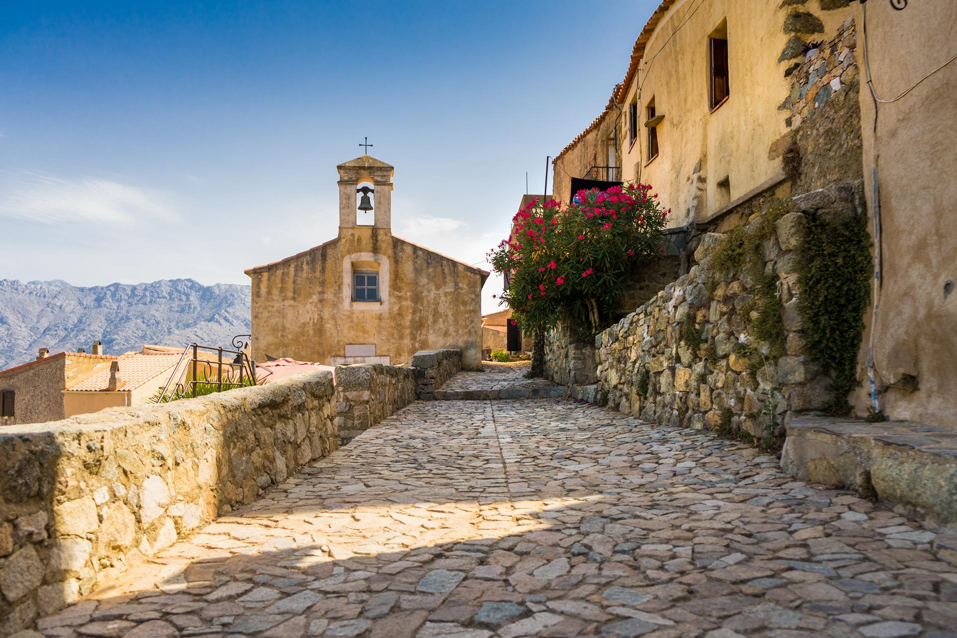 Saint Anthony - Corsica...