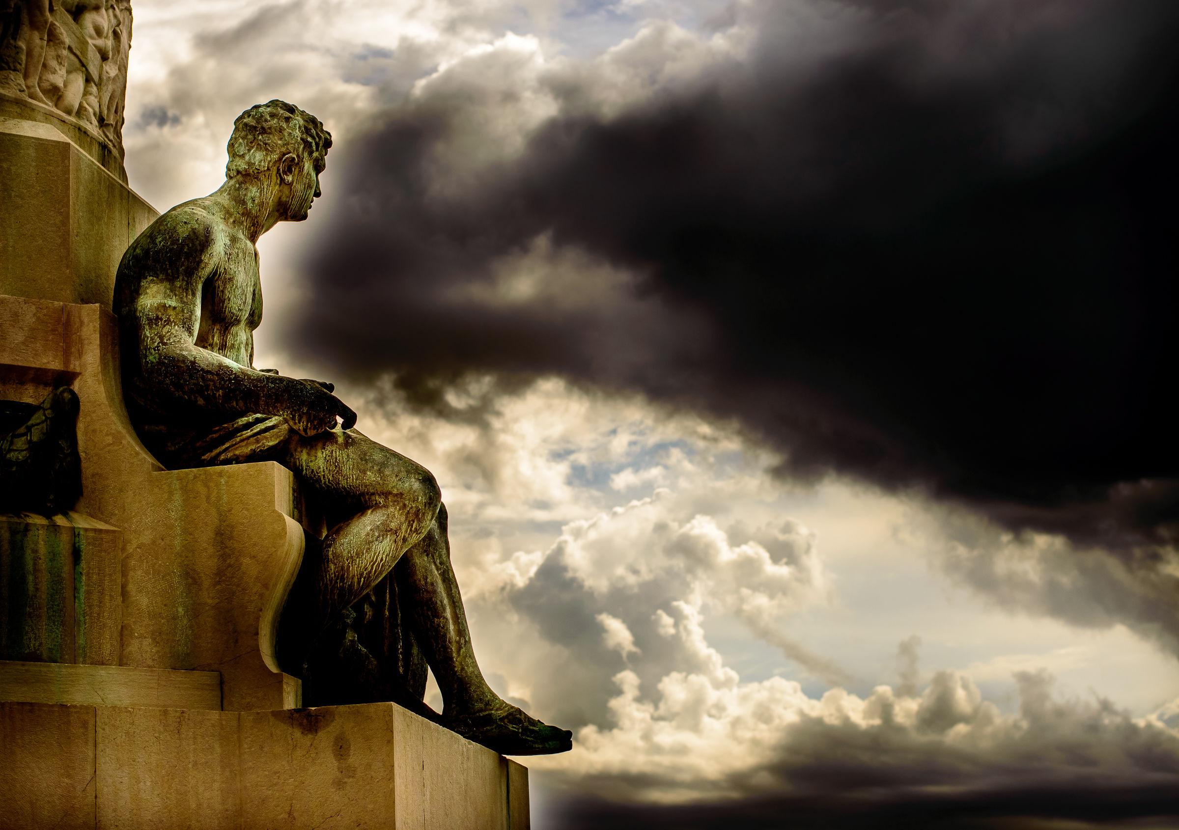 Statue silenti...