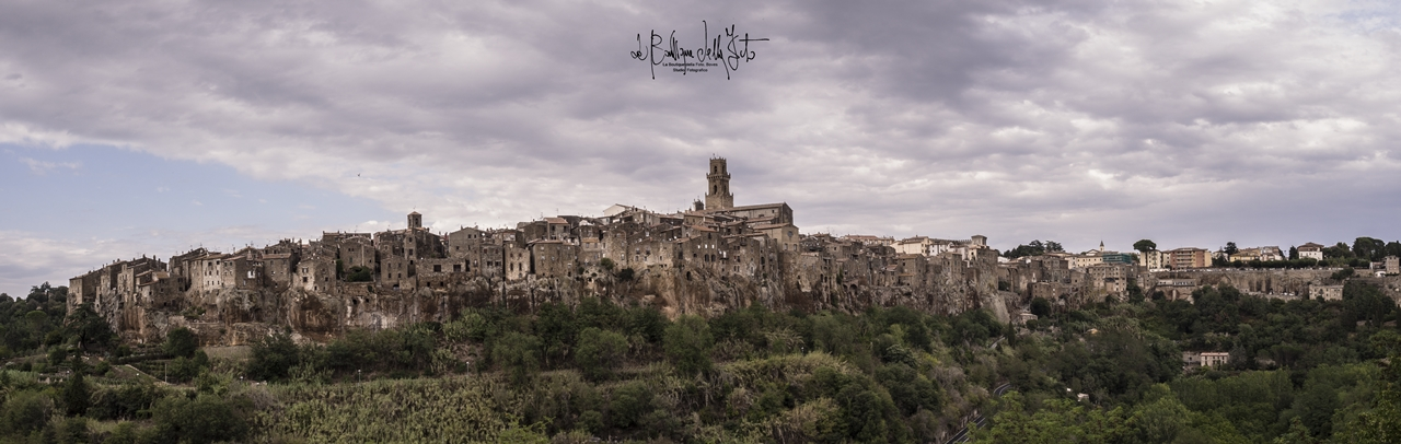 Pitigliano, the small Jerusalem...