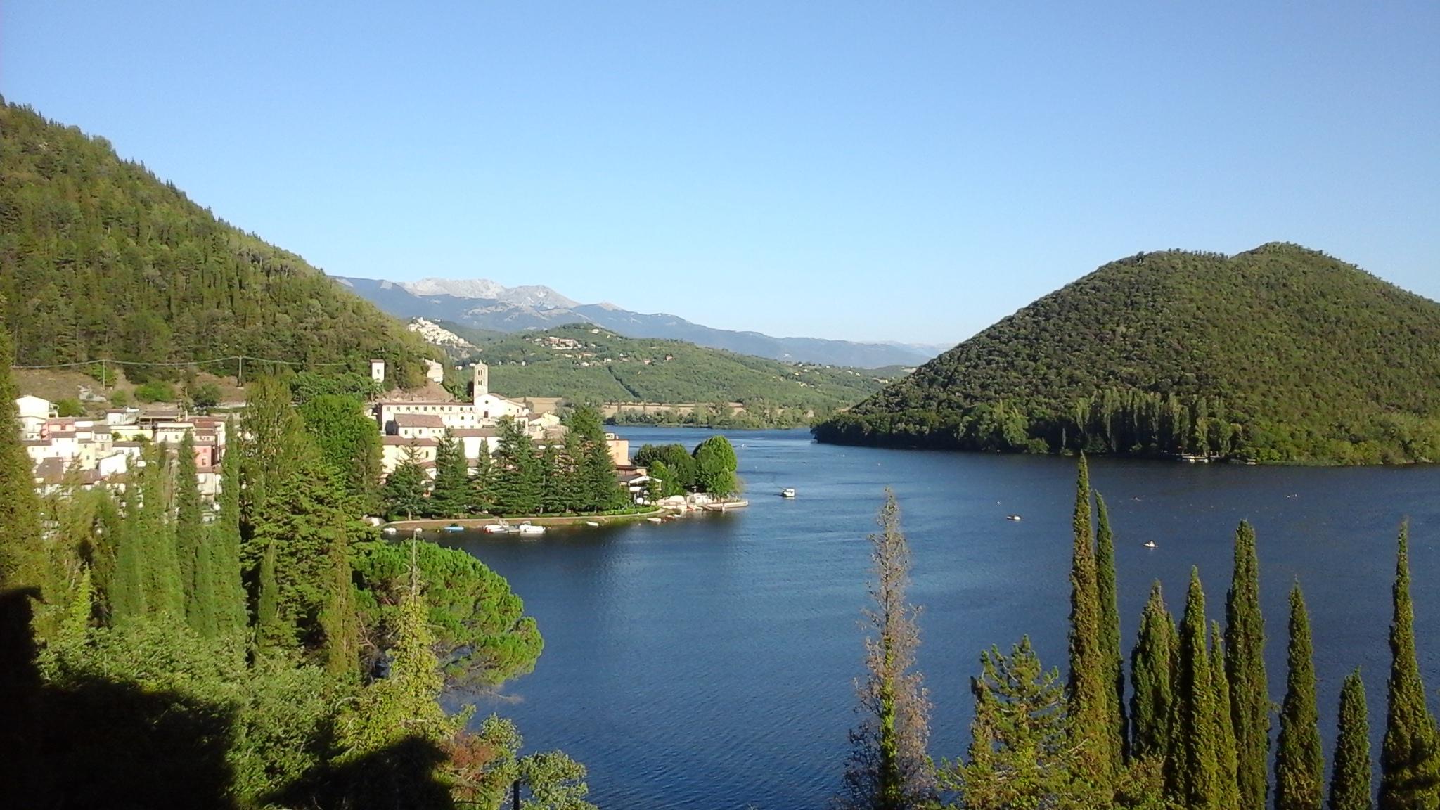 Lago di Piediluco...
