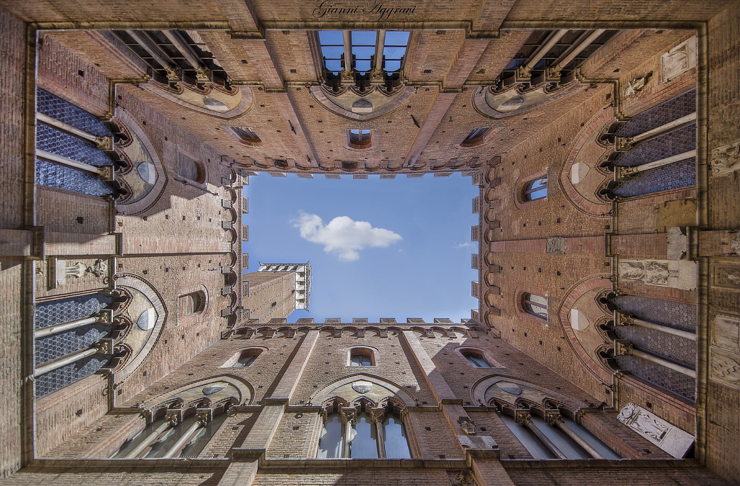 Palace of the Prior (siena)...