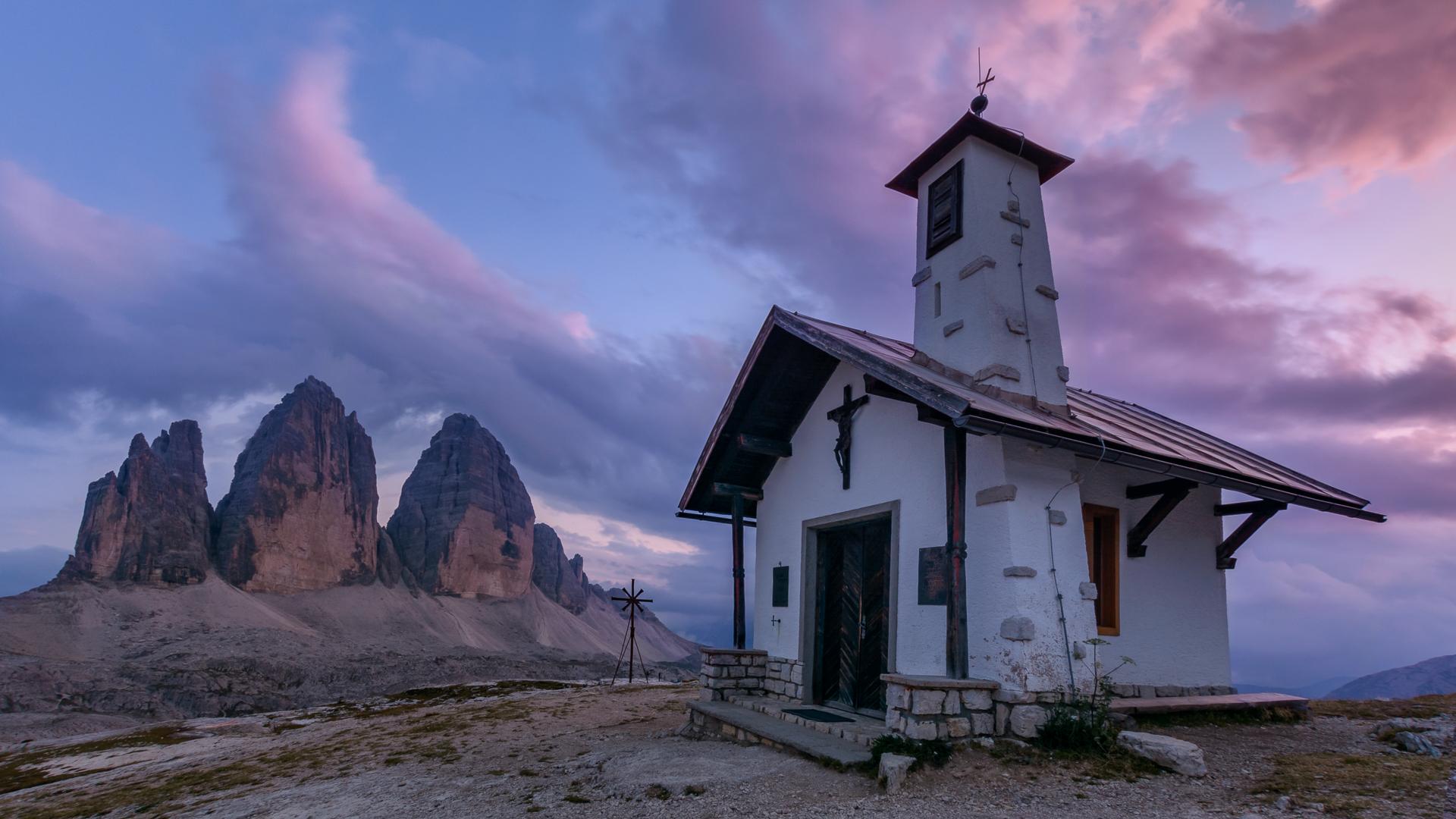 Alpine Church Rivisitata...