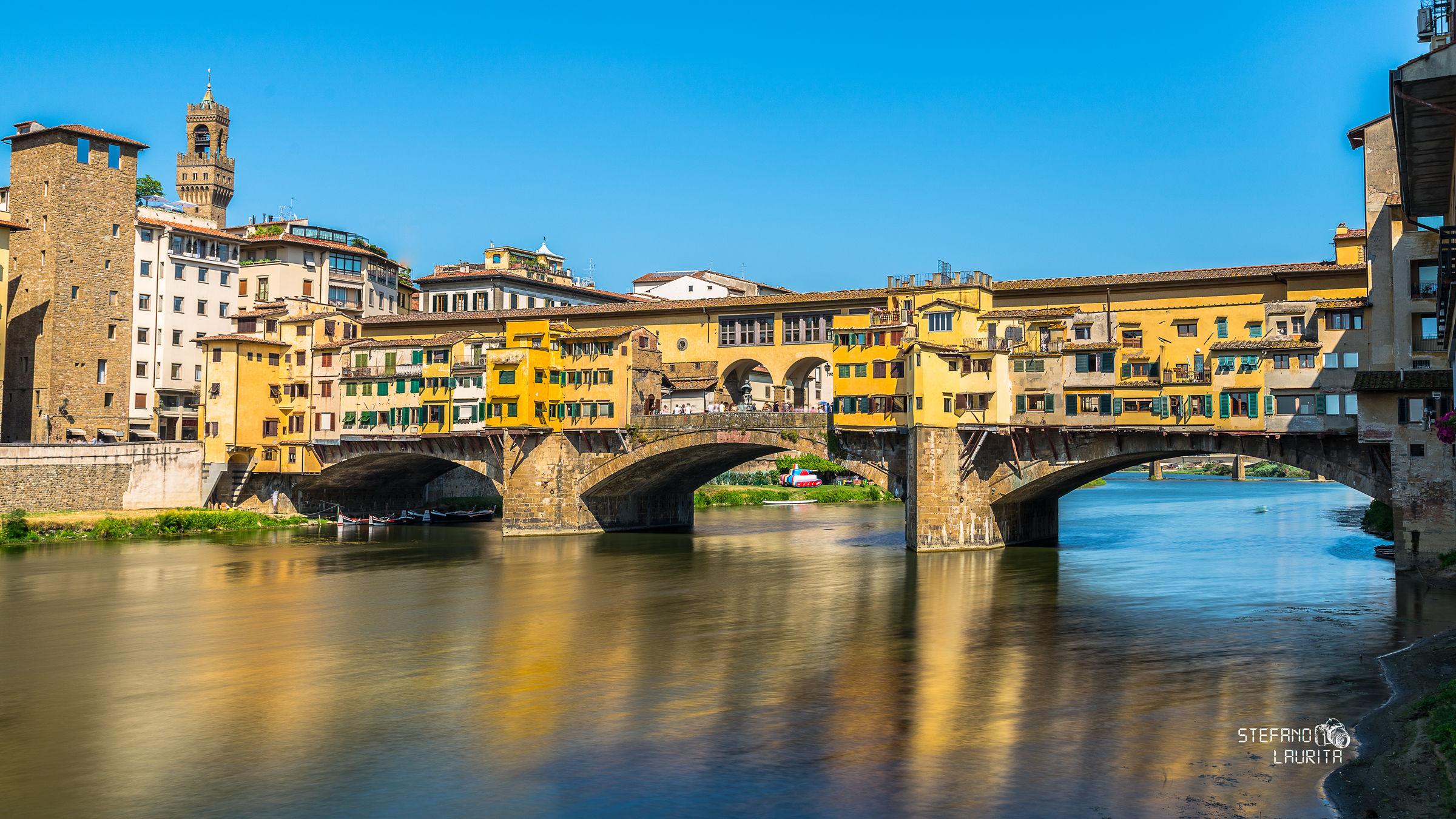Old Bridge, Florence...