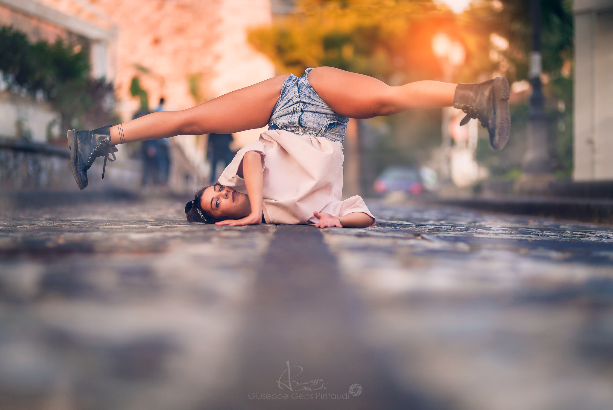 Urban Dancer...