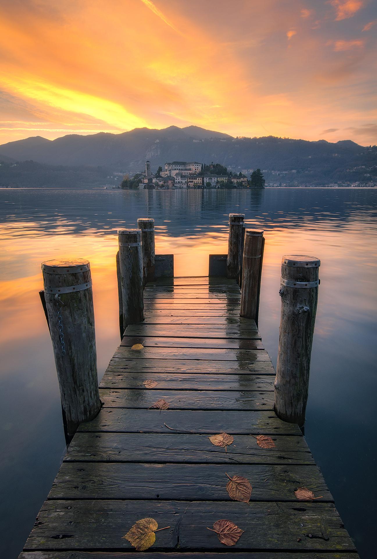 Lago d'Orta...