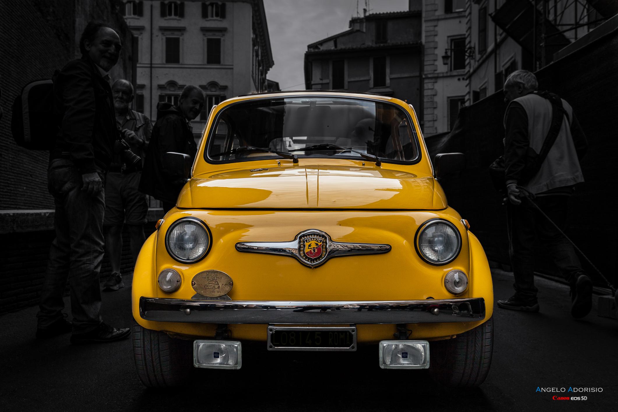 Fiat 500l - 1972...