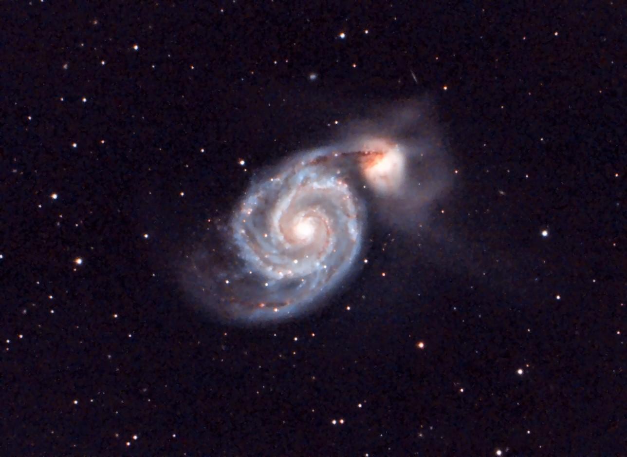 Galassia Vortice...