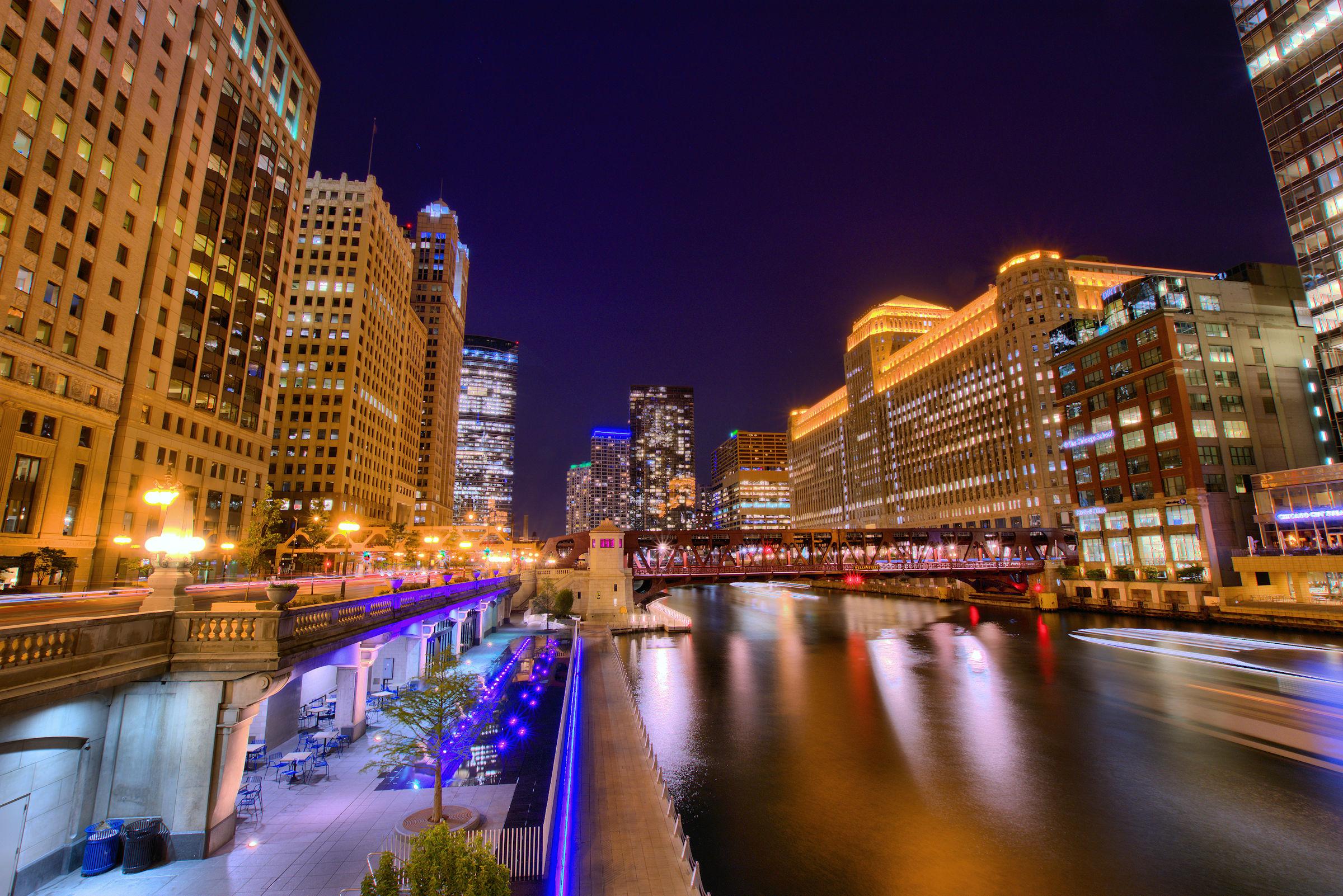 Chicago Riverwalk...