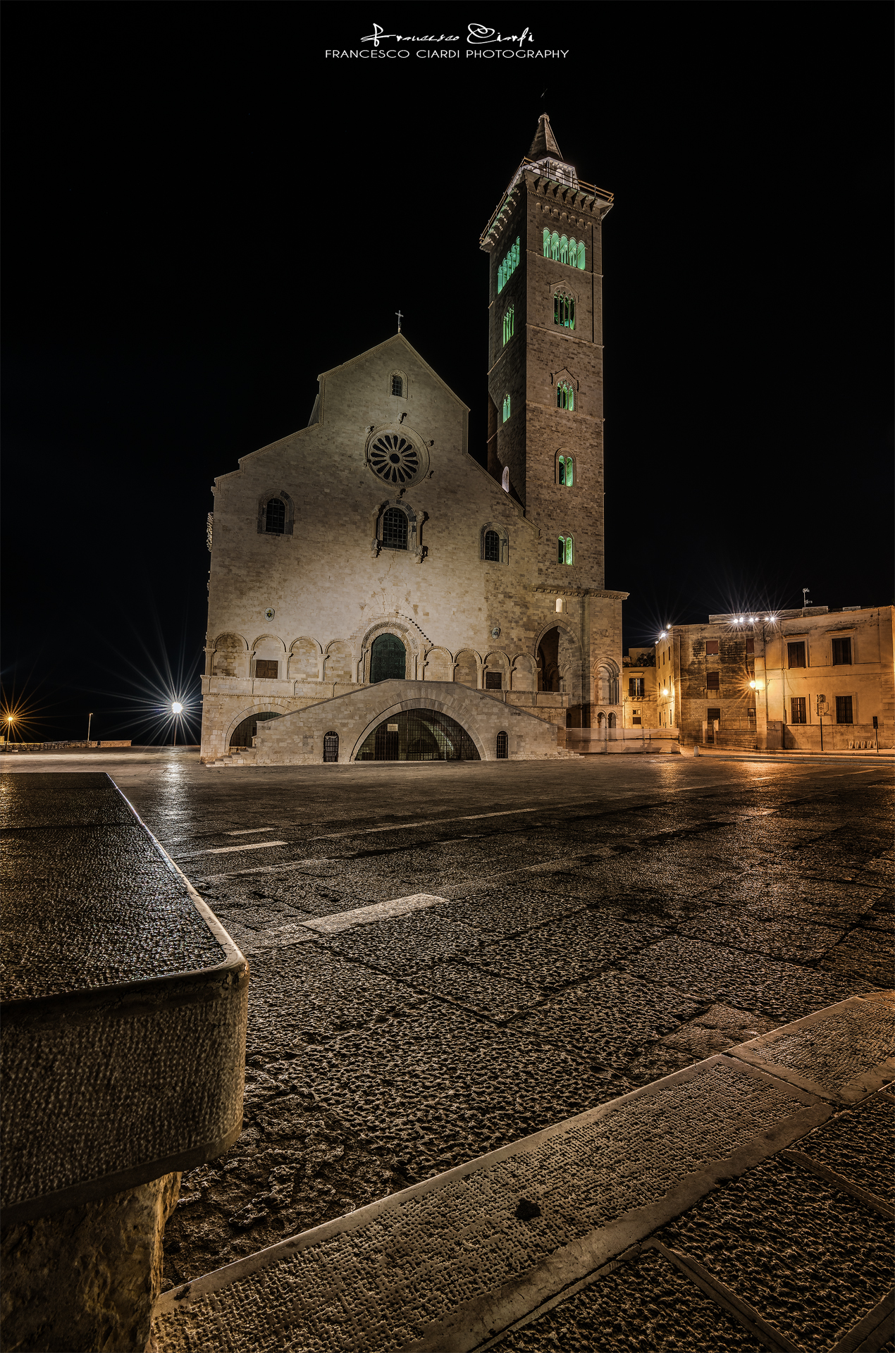 The Cathedral of Trani...