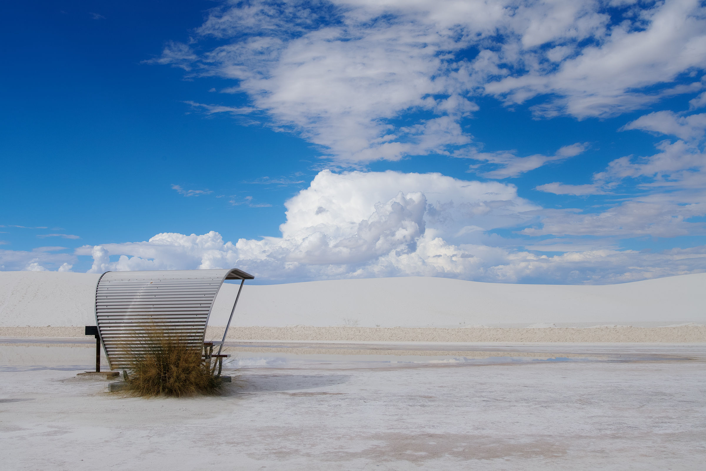 White Sand, New Mexico...