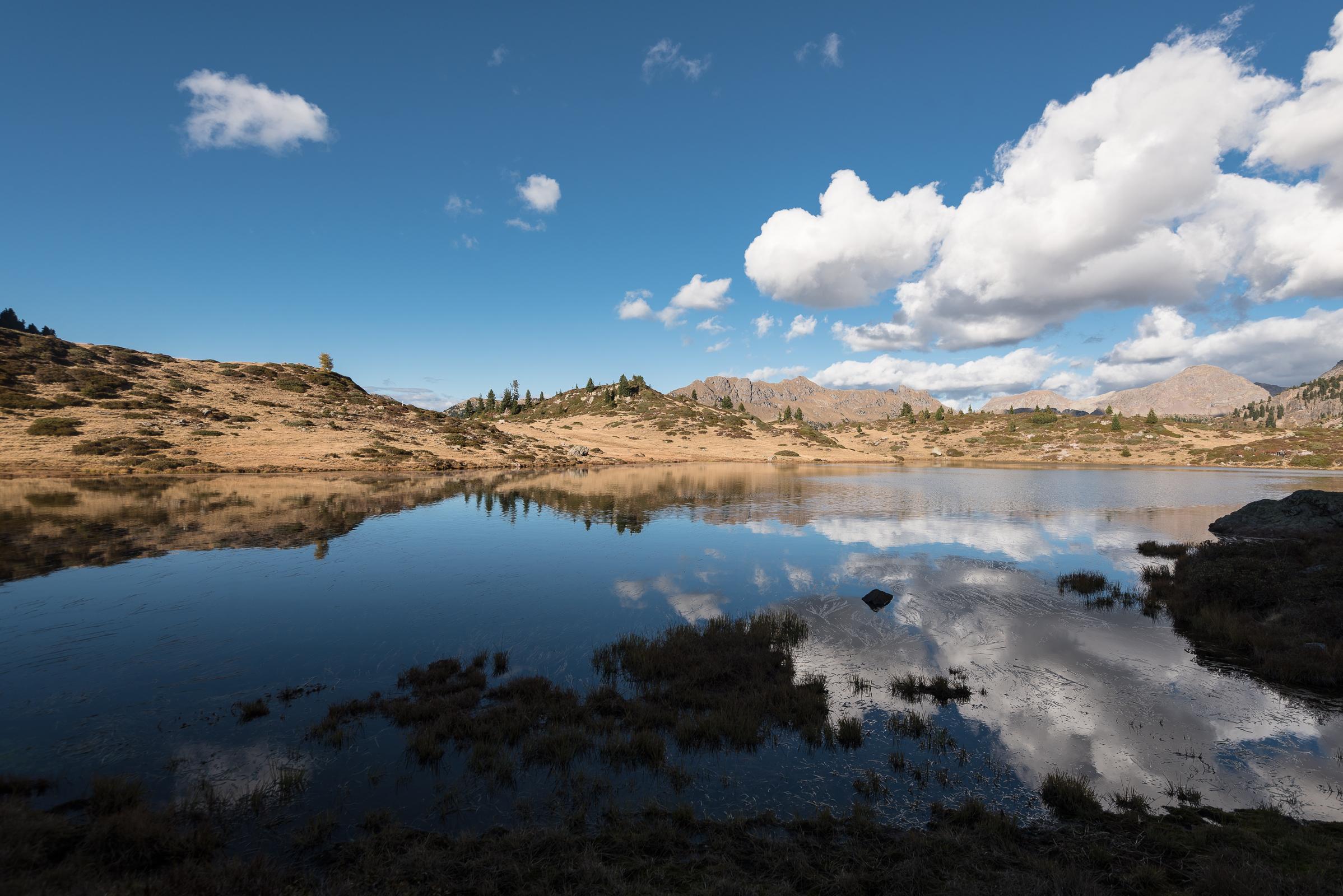 Lake Buse, Lagorai...