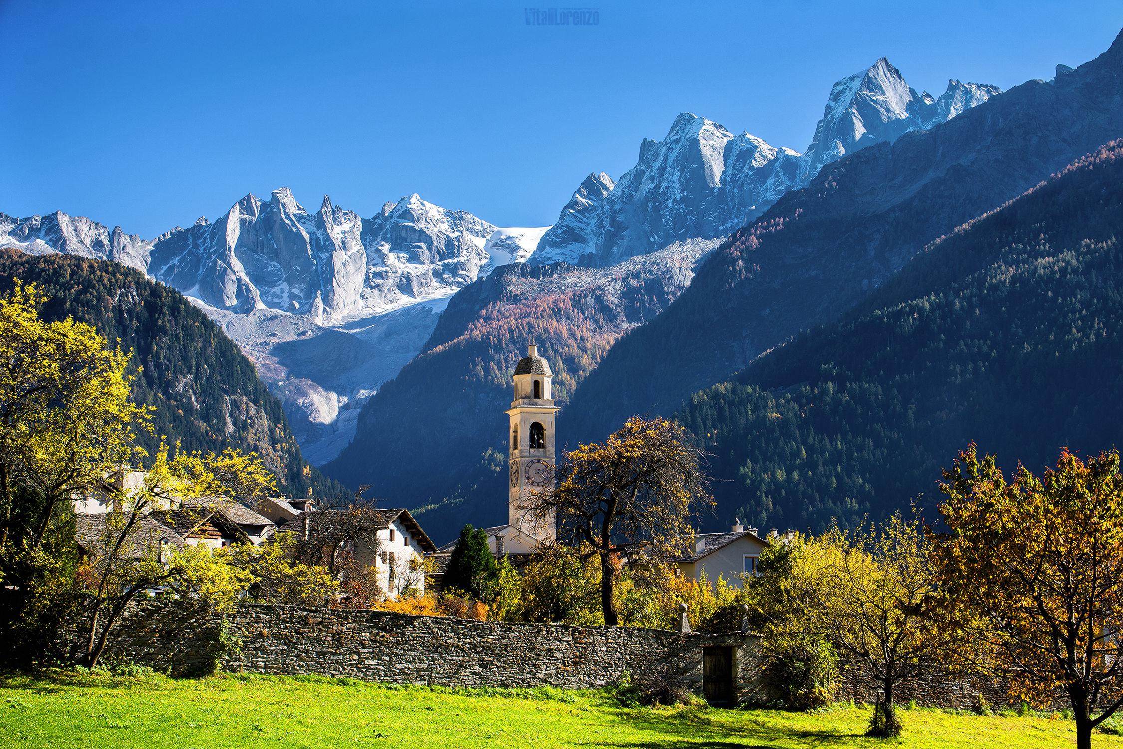 Soglio (Val Bregaglia)...