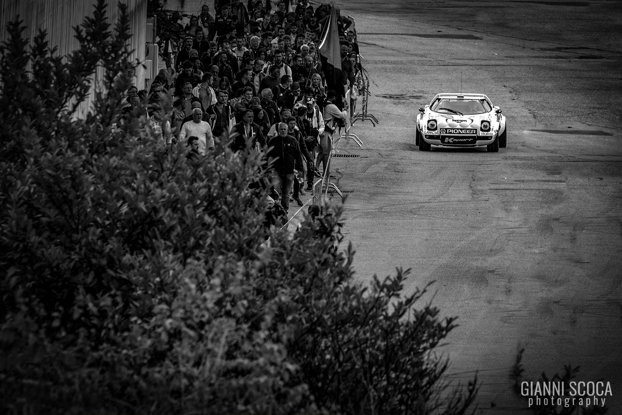 Lancia Stratos...