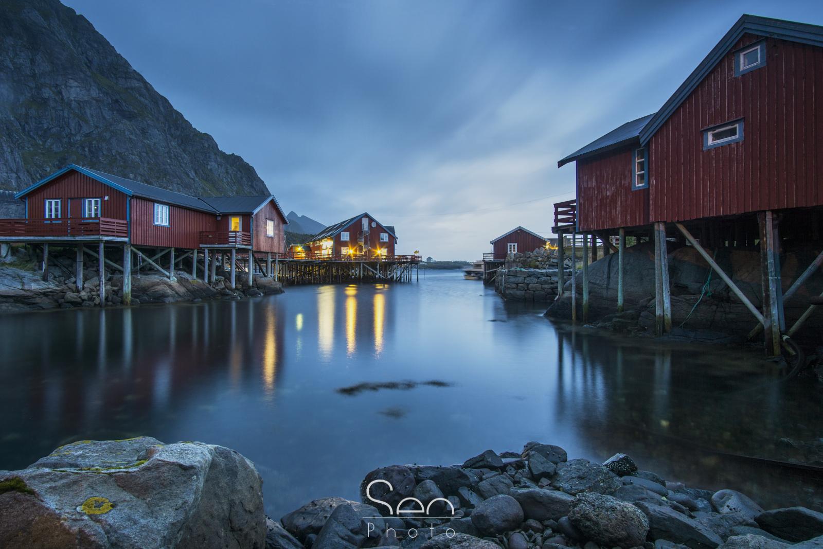Å - Fisherman's Houses...