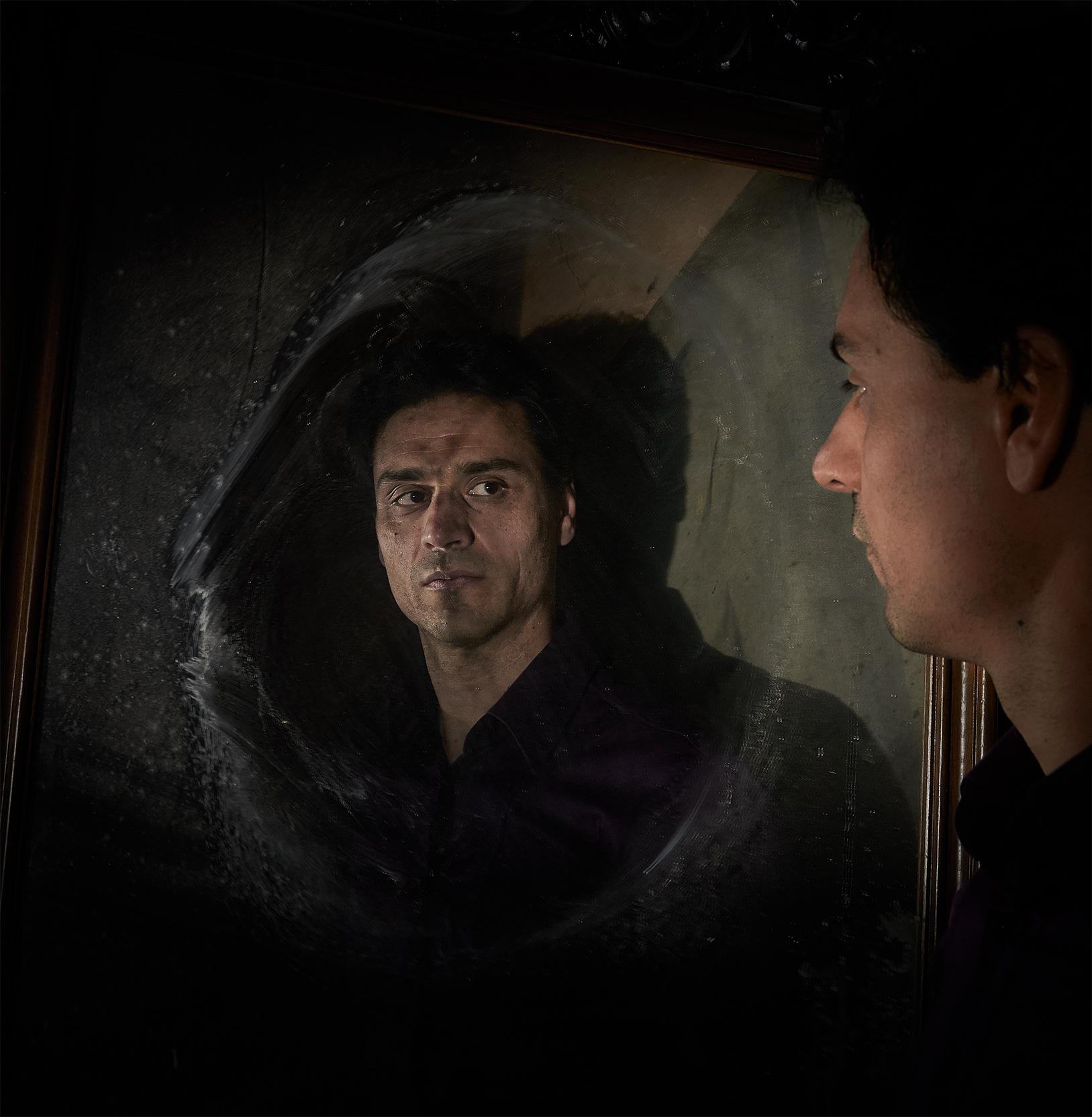 Dorian Gray's Reflection...