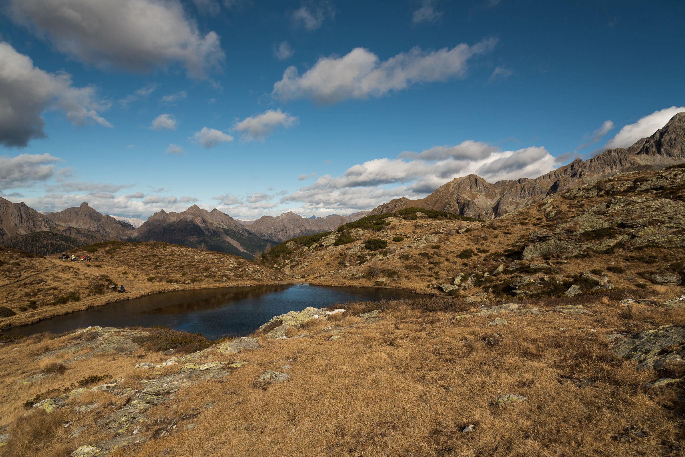 Upper Lake of Lasteati...