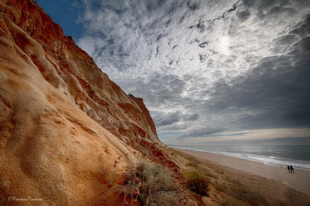 Praia de Falesia...