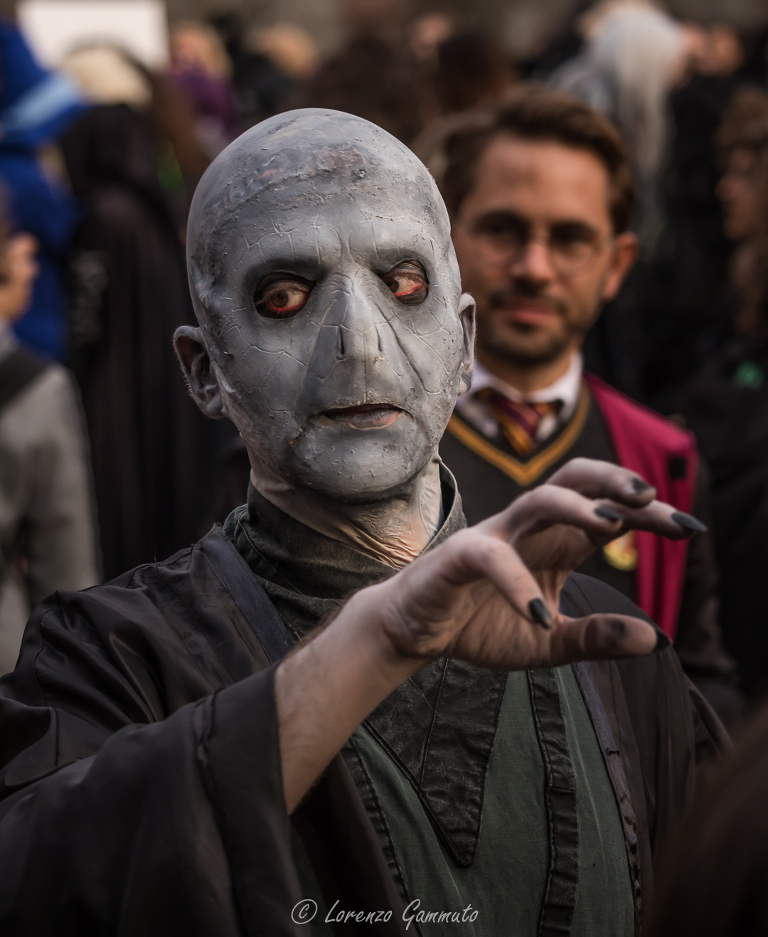 """Voldemort, """"Harry Potter""""..."""