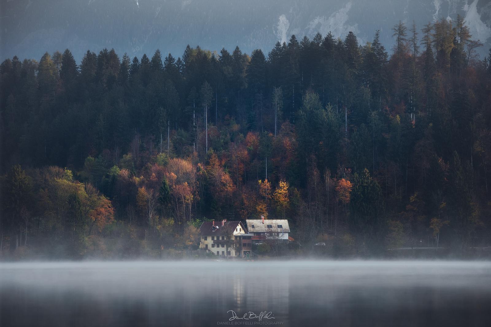 Horror house...