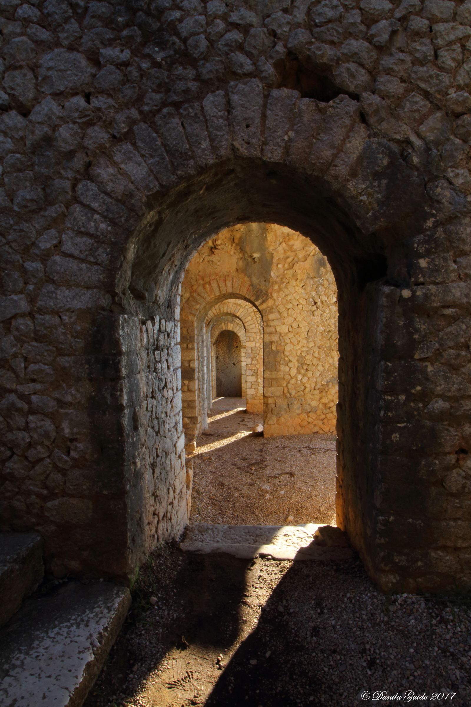 Temple of Jupiter Anxur - Terracina...